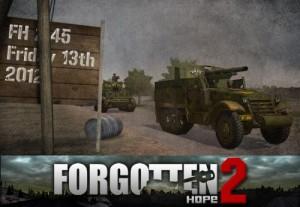 BattleField-2 Forgotten Hope