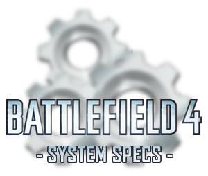 Системные требования Battlefield 4